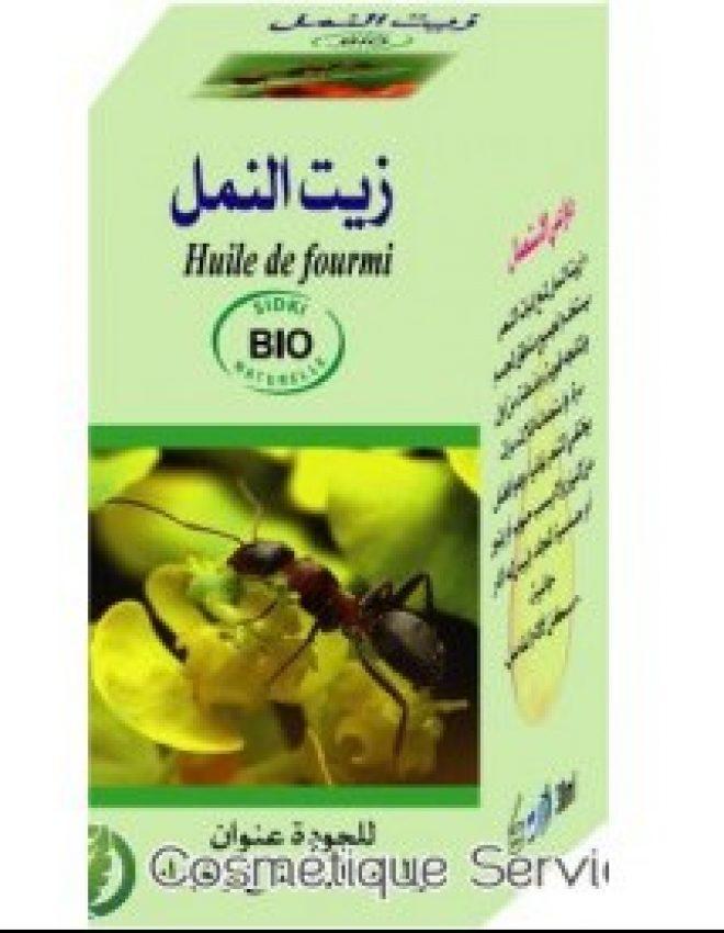 Huile d'œufs de fourmis : l'épilation définitive [Avis & expérience]