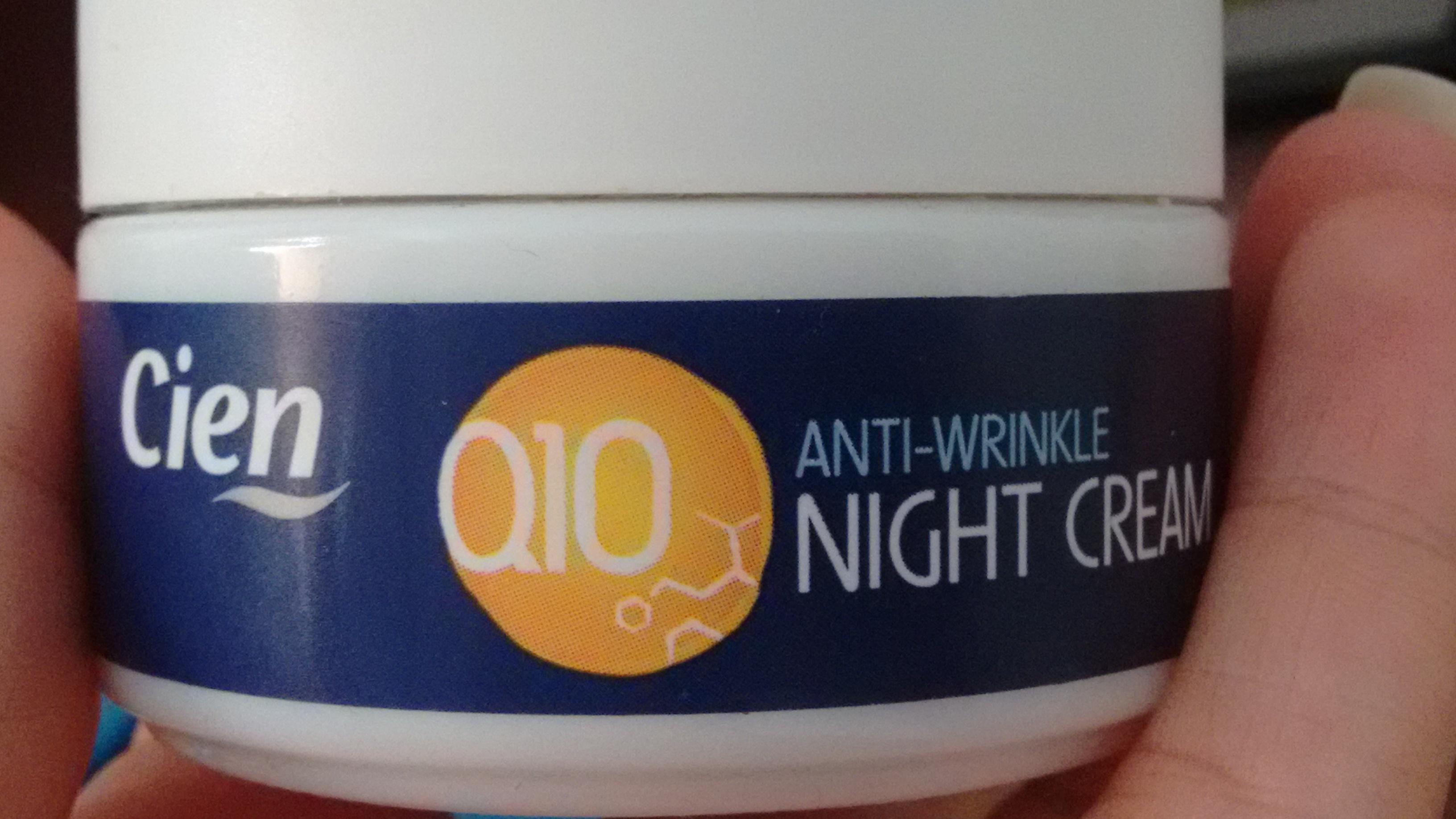 choisir une crème de nuit anti-age