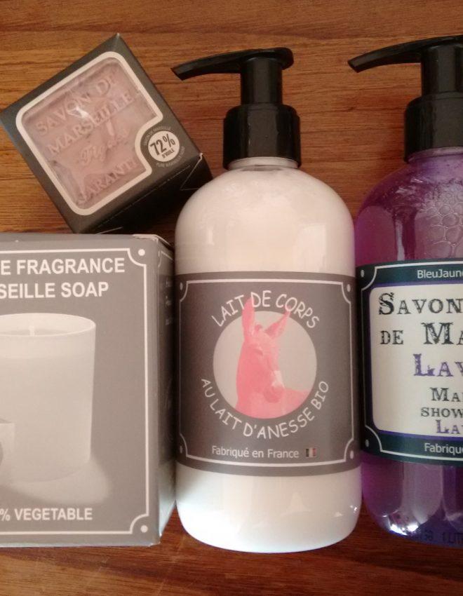 Découverte BleuJaune : La Provence dans nos soins beauté et nos produits bien-être