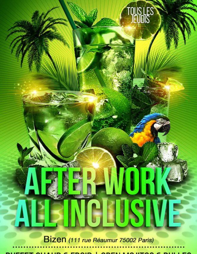 Le Bizen : l'afterwork plus cheap que chic