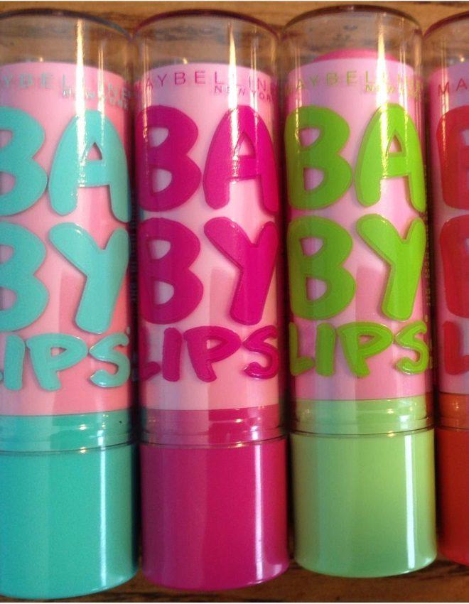 Le Baume Baby Lips à l'essai !