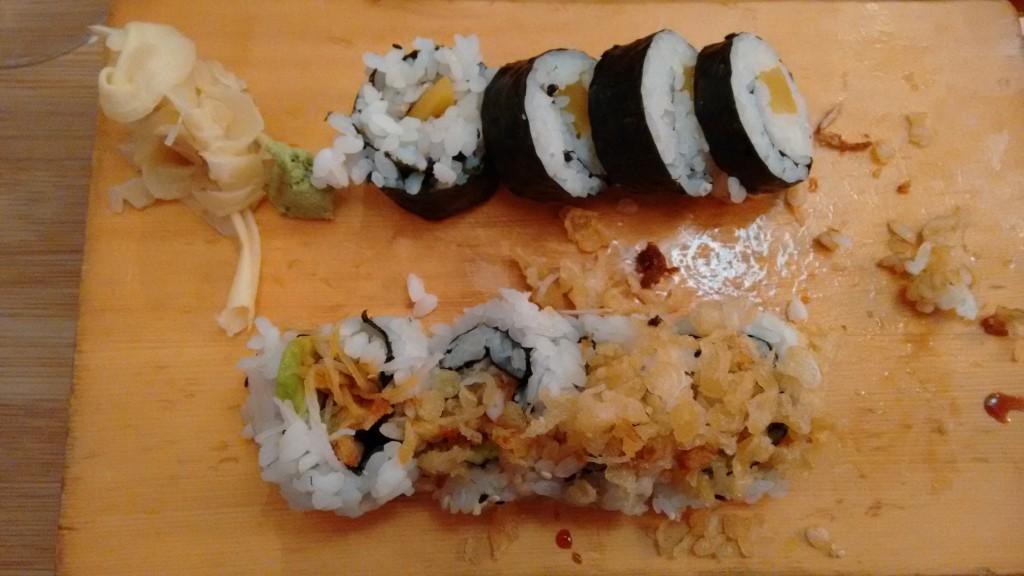 rice and fish