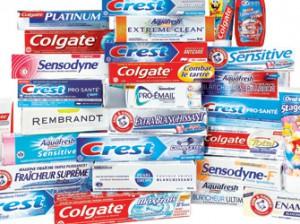 quoi faire avec le dentifrice