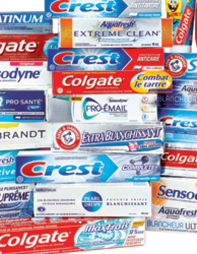 13 choses utiles à faire avec le dentifrice !