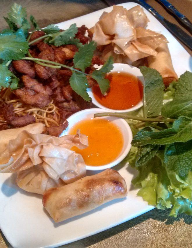 Le Siam : Restaurant Thaïlandais à Chatelêt [avis]